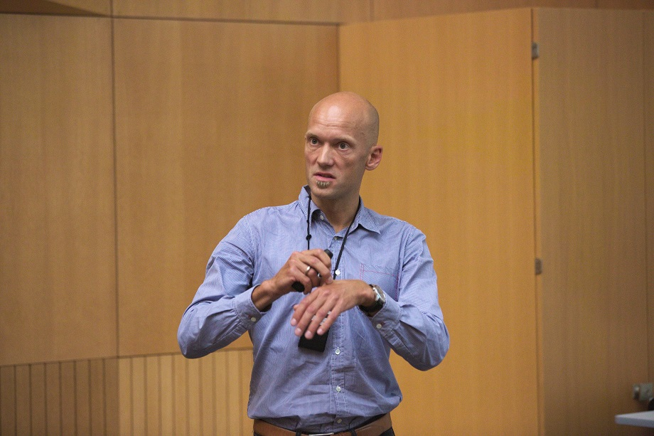 <p>ZIHP Professor Carsten Lundby on physiology and human subjects in his research</p>