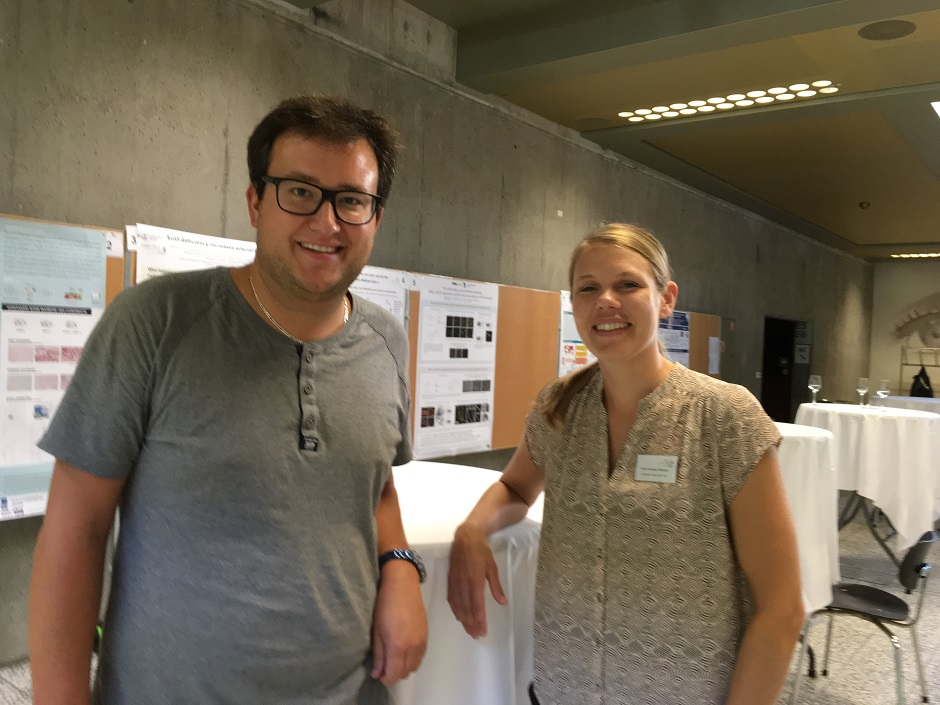 "<p>Winner of poster award subgroup ""Oxygen and Movement"": Claudio Schuoler</p>"