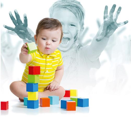 Abbildung Kinderentwicklung