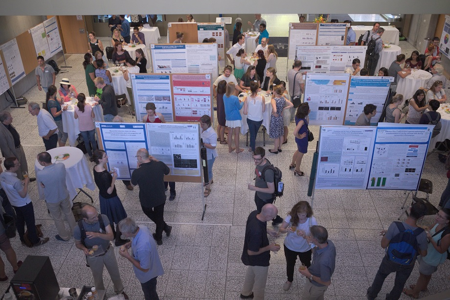 <p>Poster Session</p>