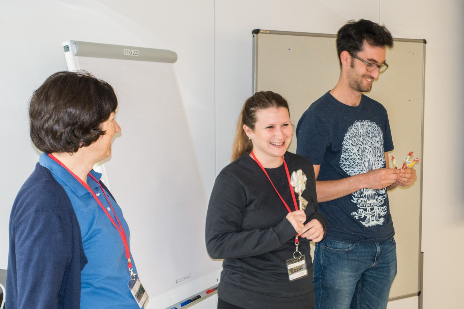 <p>Congratulations Beatrice Festa and Ermanno Malagola, winners ex-aequo of the best poster award!</p>